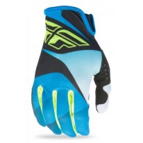 FLY LITE GLOVE BLUE BLACK HI-VIS
