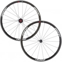 ZIPP 202 CARBON CLINCHERS WHEELSET