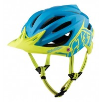 TROY LEE DESIGNS A2 DECOY CYAN/YELLOW