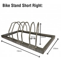 BIKE STAND SHORT RIGHT