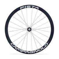 CAMPAGNOLO PISTA TUBULAR TRACK WHEEL SET PAIR