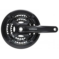 SHIMANO FC-TY701 FRONT CRANKSET 175MM 42-34-24