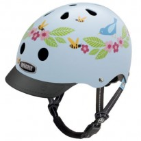 NUTCASE HELMET LITTLE-NUTTY BLUEBIRDS & BEES XS