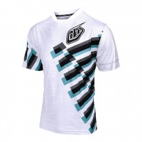 TROY LEE DESIGNS SKYLINE AIR JERSEY FORCE WHITE