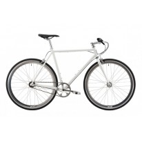 REID HARRIER 3-SPEED WHITE/PEARL