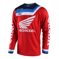2018 TROY LEE DESIGNS GP AIR JERSEY PRISMA HONDA