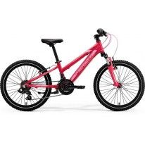 2018 MERIDA MATTS J20 MATT BERRY PINK