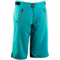 RACE FACE INDIANA WOMEN'S SHORTS TURQUOISE