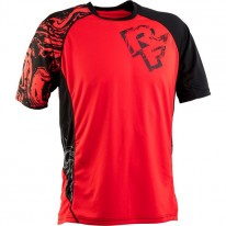 RACE FACE INDY JERSEY FLAME/BLACK
