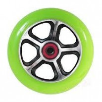 110MM FILTH WHEEL GREEN