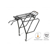 IBERA PAKRAK TOURING BIKE CARRIER PLUS+ (FOR DISK