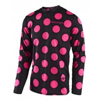 2018 TROY LEE DESIGNS GP JERSEY YOUTH POLKA DOT BL