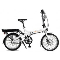 SMART MOTION E-BIKE VISTA ECO WHITE 21AH