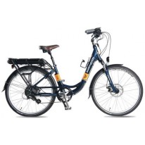 SMART MOTION ELECTRIC BIKE ECITY BLUE 21AH
