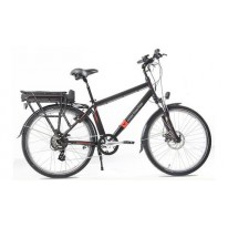 SMART MOTION ELECTRIC BIKE EURBAN BLACK 21AH