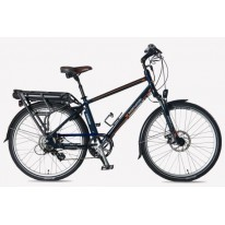 SMART MOTION ELECTRIC BIKE EURBAN BLUE 21AH