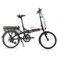 SMART MOTION ELECTRIC BIKE E20 BROWN 21AH