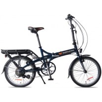 SMART MOTION ELECTRIC BIKE E20 BLUE 21AH
