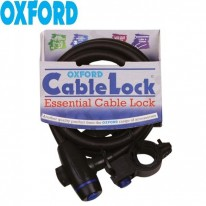 BIKE KEY LOCKS - 12 & 15MM HEAVY DUTY - OXFORD