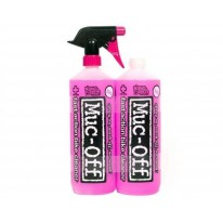 MUC-OFF NANOTECH BIKE CLEANER 1L TWIN PACK
