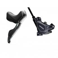 SHIMANO ST-R785 2X11-SPEED DISC STI SHIFTER SET