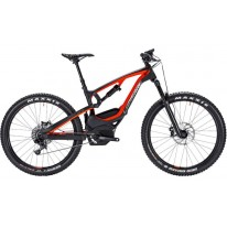LAPIERRE OVERVOLT AM 700+ BOSCH CARBON RED