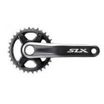 SHIMANO SLX M7000 SINGLE 11 SP CRANKSET  W/O CHAIN