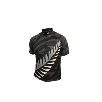 BRAVE NZ TEAM JERSEY BLACK