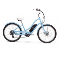 TUESDAY AUGUST LIVE LS E-BIKE BLUE