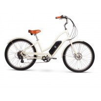 TUESDAY AUGUST LIVE LS E-BIKE WHITE
