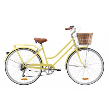 REID VINTAGE 7 SPEED CLASSIC PLUS - LEMON