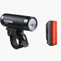 RAVEMEN CR500 FRONT & TR20 REAR LIGHT SET