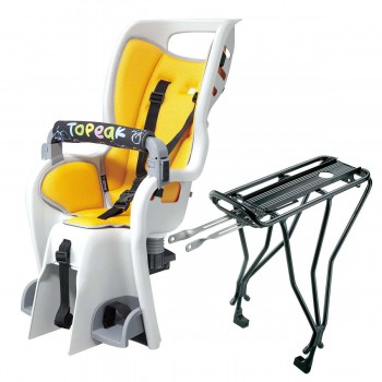 TOPEAK BABY SEAT II WITH DISC MOUNT RACK