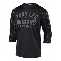 2018 TROY LEE DESIGNS RUCKUS STAR JERSEY
