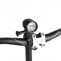 X-CELL BP35 2100 LUMEN FRONT LIGHT WITH REMOTE