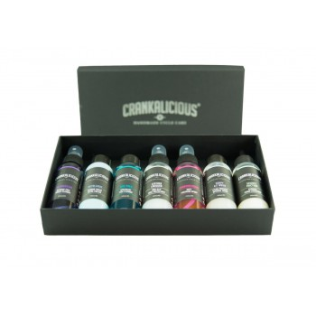 CRANKALICIOUS SPECIAL STAGES GIFT BOX