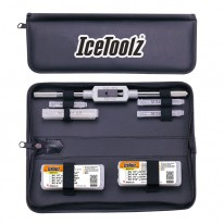 ICETOOLZ BICYCLE TAP SET TOOL KIT