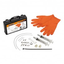 ICETOOLZ HYDRAULIC DISC BRAKE BLEEDING KIT