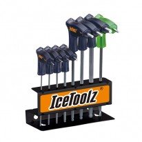 ICETOOLZ ALLAN & HEX KEY SET