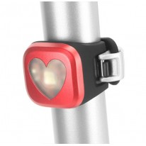 KNOG BLINDER 1 HEART REAR LIGHT