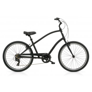 2018 ELECTRA MEN'S TOWNIE ORIGINAL 26 BLACK
