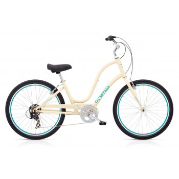 2018 ELECTRA LADIES TOWNIE ORIGINAL 7D CREAM