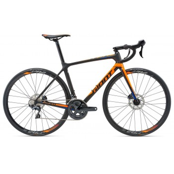 2018 GIANT TCR ADVANCED 1 DISC