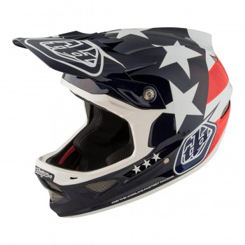 2018 TROY LEE DESIGNS D3 MIPS CARBON FREEDOM