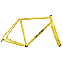 RITCHEY OUTBACK FRAMESET LIMITED EDITION YELLOW