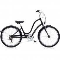 2019 ELECTRA LADIES TOWNIE ORIGINAL 7D EQ BLACK
