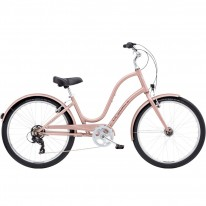 2019 ELECTRA TOWNIE ORIGINAL 7D EQ ROSE GOLD