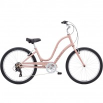 2019 ELECTRA TOWNIE LADIES ORIGINAL 7D ROSE GOLD