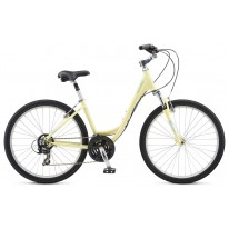 2019 SCHWINN WOMEN'S SIERRA YELLOW