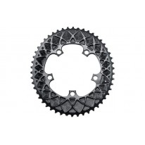 ABSOLUTEBLACK SRAM 5 BOLT OVAL ROAD CHAINRING